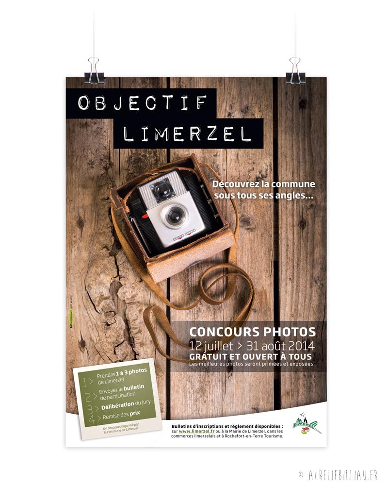 Affiche Concours photo Limerzel