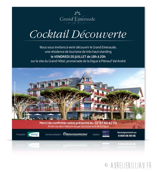 Invitation Grand Emeraude