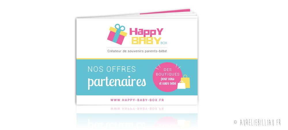 Chèquier partenaires Happy Baby box