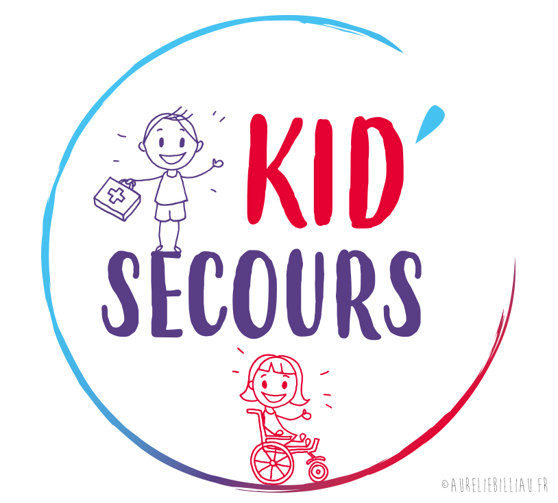 Logotype Kid' Secours