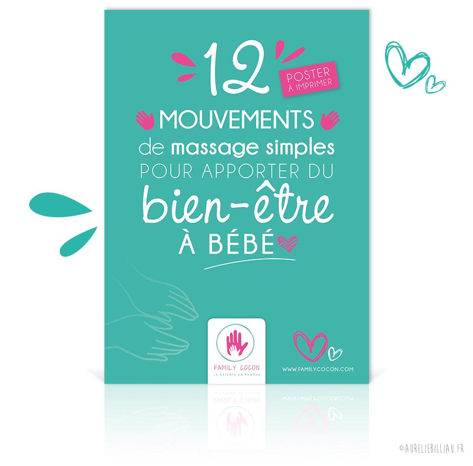 eBook Massages pour bébé