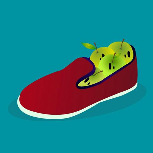 Un chausson aux pommes
