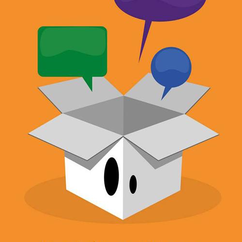 Une boîte de dialogue