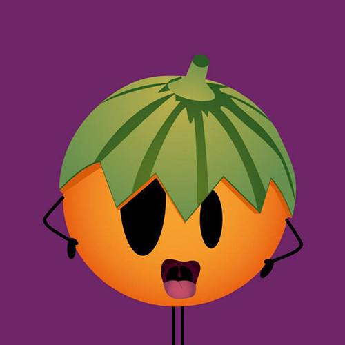 Un chapeau melon