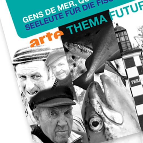 Annonce-presse Arte Thema Futur