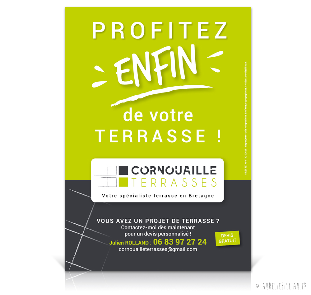 Flyer Cornouaille Terrasses