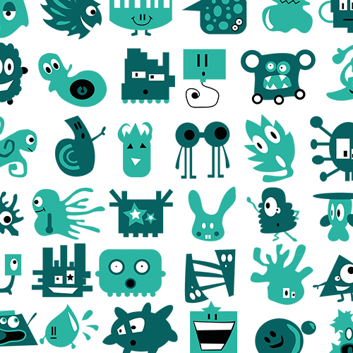 Design Green Monsterz