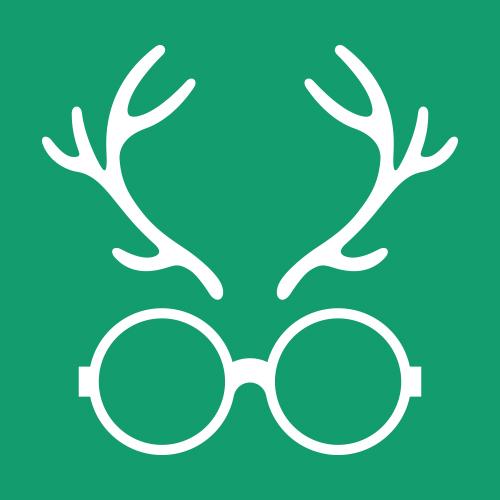 Design Cool reindeer