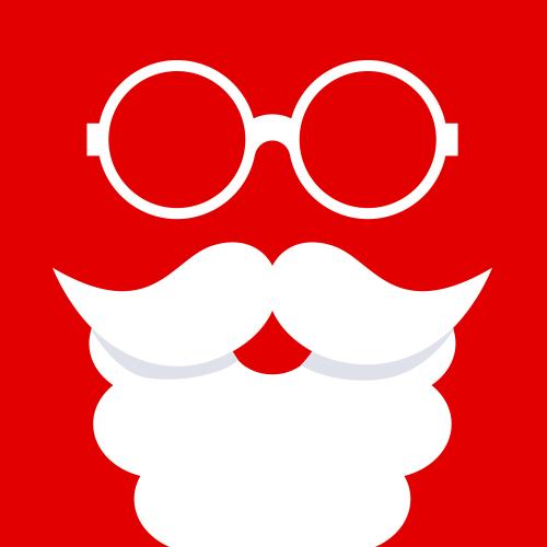 Design Cool Santa