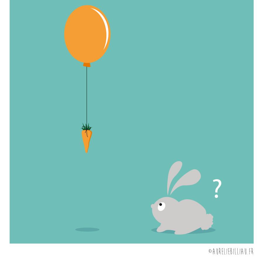 Design Cute Rabbit