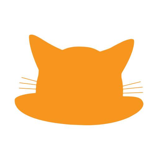 Logotype Le Chat Peauté