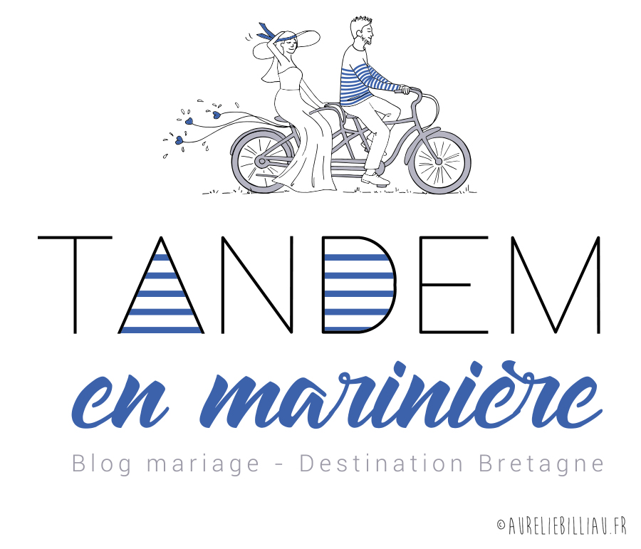 Logotype Tandem en Marinière