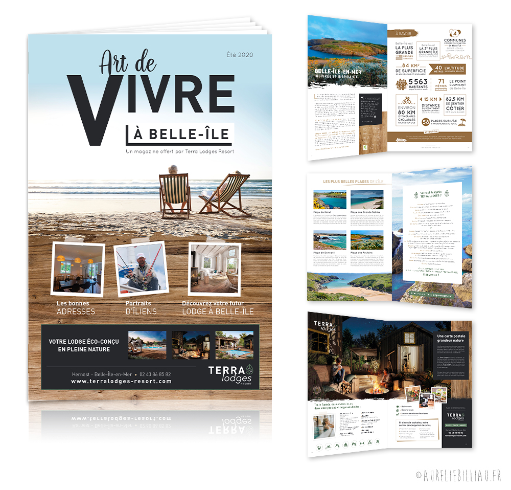 Magazine Terra Lodges Resort