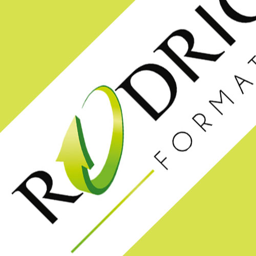 Logotype Rodrigues formatrice
