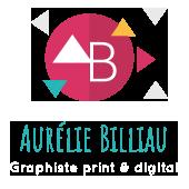 Aurélie BILLIAU - Graphiste print & digital